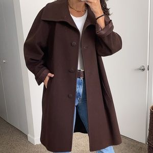 Bloomingdales Collection 59 wool cashmere coat